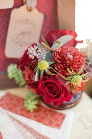 Humming Heartstrings - Rustic Vintage Fall Inspiration 10