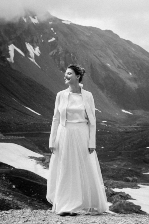 Bridal Couture: Elfenkleid. Photography: Lilli Steiner. Read more. http://www.hummingheartstrings.de/?p=8483