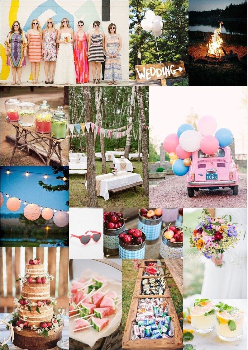 summer wedding inspiraton. http://www.hummingheartstrings.de/?p=11509