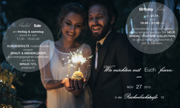 elfelnkleid 2016 birthday party