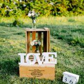 Rustikal inspiriertes Wedding Styled Shoot von Svenja Kock Fotografie