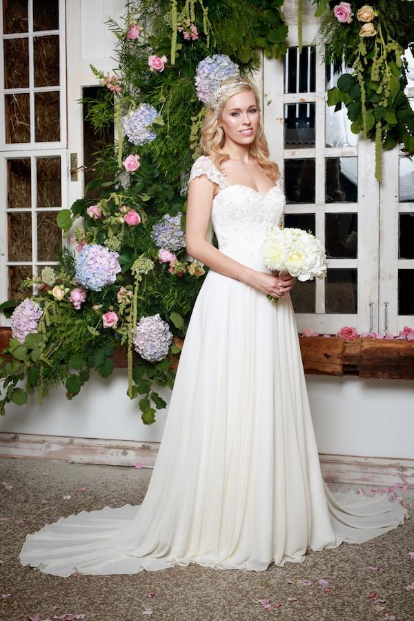 Amanda Wyatt %22She Walks With Beauty%22 Bridal Collection 2017 as seen on Wedding Blog Humming Heartstrings 70